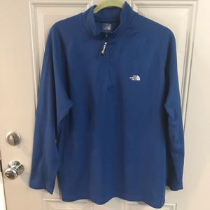 The North Face Pullover 1/4 Zip Vaporwick Sweater